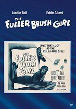 FULLER BRUSH GIRL (B&W) Region Free DVD - Sealed
