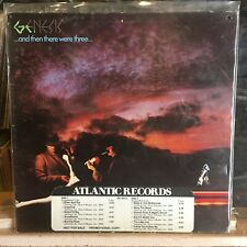 [Rock/Pop]~Vg+ Lp~Genesis~And Then There Were Three~[1978~Atlantic~Prom o]