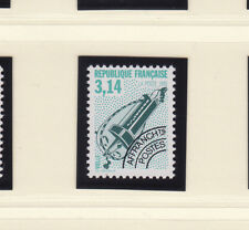 timbre France préoblitéré  musique    vielle     n° 219  **