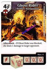 049 GHOST RIDER Hellfire Manipulator THE AMAZING SPIDER-MAN Marvel Dice Masters