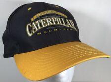 Authentic Caterpillar Machines Baseball Hat Cap SnapBack Strap Adjust Work
