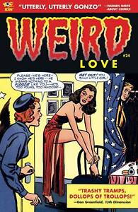 WEIRD LOVE #24 (NM) 2018 IDW / YOE COMICS - BIZARRE ROMANCE - CHARLTON HARVEY