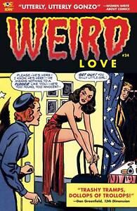 WEIRD LOVE #24 (NM) 2018 IDW / YOE COMICS - BIZARRE ROMANCE - CHARLTON HARVEY