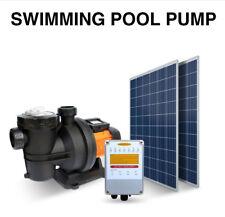 Solar Pool Pump Jintai Cheers China Tesla JP13-13 48V 370W GPM 57 with Solar
