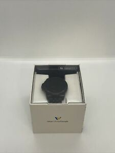 Fossil Gen 5E 44mm Case Link Band Smart Watch - Black Stainless Steel (Used)