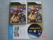 Video Game Nintendo Wii Iron Man 2