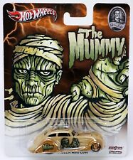 Hot Wheels 1934 Chrysler Air Flow The Mummy Universal Studios Monsters #X8356