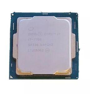 Intel Core i7 7700 cpu 3.1GHz (4.2GHz Turbo) Quad Core Hyper Threading