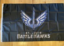 New listing St. Louis Battle Hawks-Deluxe 3'x5'Outdoor Flag-Xfl-New