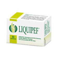 Liquipef Complément Alimentaire pour Microcirculation Drain Liquides Fluides