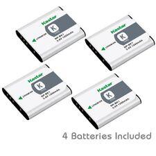 NP-BK1 Battery for Sony Bloggie MHS-CM5 PM5, Webbie MHS-PM1, Cyber-shot DSC-S750