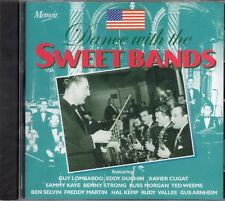 "Dance With The Sweet Bands ""Various"" NEW & SEALED CD 25 Tracks 1st Class Post UK"