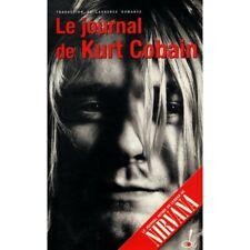 Le journal de Kurt Cobain / Romance, Laurence / Réf: 36050