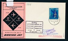 12647) LH FF Frankfurt - Stuttgart 26.4.64, SoU ab Berlin