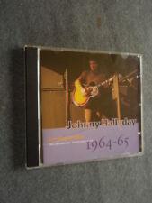 CD JOHNNY HALLYDAY Volume 6 (1964-65) LE PÉNITENCIER Collection ETUI GUITARE