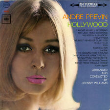 Andre Previn - Andre Previn in Hollywood [New CD] Manufactured On Demand