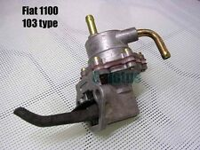 FIAT 1100 1200 CABRIO (103 type) fuel (gasoline) pump   NEW RECENTLY MADE