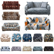 Floral Slipcover Sofa Covers Spandex Stretch Couch Cover Furniture Protector