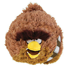 "Angry Birds Star Wars - 8"" Plush Soft Toy - Chewbacca - *BRAND NEW*"
