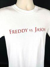 Freddy Vs. Jason 2003 T-shirt Small Rare Movie Theater Promo Horror Friday 13th