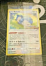 Pokémon Relaxo  Promo - 131/185 deutsche Karte Set Farbenschock Holo Rare TCG
