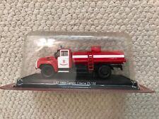 Del Prado Collection 1:57 Scale 1969 Camion Citerne Zil 130 Fire Truck