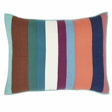 """Kailani Quilted  Standard Size Pillow Sham 21""""x27""""  -- NEW"""