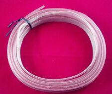 New 50 Ft. 18 AWG Gauge Fine-Strand Speaker Wire