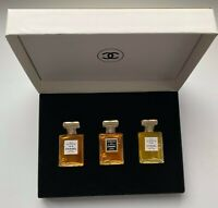 Chanel NO 5 NO 19 COCO EAU DE PARFUM set 3x 8 ml VINTAGE