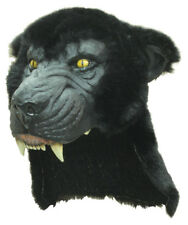 Black Panther Helmet Mask Costume Accessory