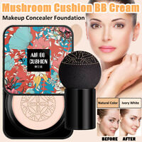 Air Cushion Mushroom Head CC Cream Concealer Hydratant Maquillage BB Crème