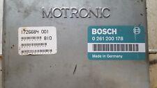 BMW E32 E34 5 serie 7 BOSCH ECU DME Motronic Bosch 0261200178
