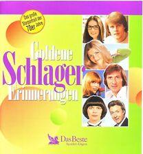 Goldene Schlager Erinnerungen Reader's Digest 5 CDs