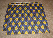 Reminisce Wizard 101 12x12 Double Sided Paper(2) ~ Plaid #2