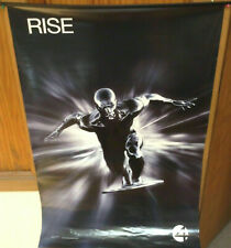 FANTASTIC FOUR RISE OF THE SILVER SURFER rolled poster