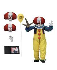 STEPHEN KING'S IT 1990 PENNYWISE VERSION 2 ULTIMATE ACTION FIGURE