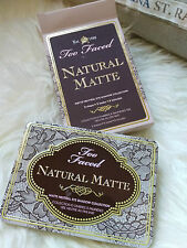 Natural Matte - Neutral Nude Eye Shadow Palette - Too Faced - NEW