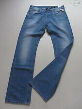 REPLAY Jeans Hose MV950A Modell DOC, W 32/L 36, lang, NEU ! faded Vintage Denim!
