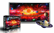 Puzzle-The Solar System & Beyond, 500 pieces shaped like Planets & heaven bodies