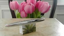 Cross  Verve Diamond cut Radial Barrel and Rhodium Appointments roller ball pen