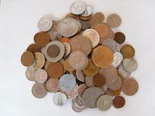129 verschiedene Münzen Münzen-Sammlung Geld / Italien / Dänemark / Kanada / BRD