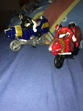 Power Rangers Megaforce Knight Bros Zords With Ranger Figures