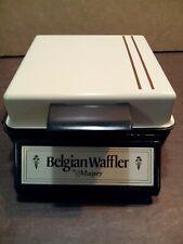 VINTAGE MUNSEY BELIGUM WAFFLER MODEL# BW2
