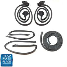 1975-97 GM Cars Weatherstrip Kit - Door / Roof / Trunk - Made In USA