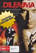 DILEMMA  (DVD, 1997) C. Thomas Howell, Danny Trejo - Death Row Thriller R4 New