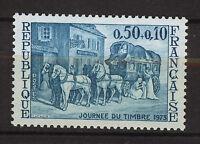 FRANCIA/FRANCE 1973 MNH SC.B470 Stamp Day