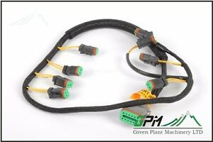 JCB PARTS HARNESS GEARBOX P/S FOR JCB - 721/10939 * LSF