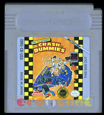 THE INCREDIBLE CRASH DUMMIES Gameboy Game Boy Vers Americana •••• SOLO CARTUCCIA