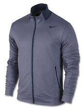 Nike RF Federer Premier Knit Tennis Jacket Light Steel Heather 523321-567 XL NEW