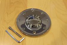 Panther Groove 330 Chrome Wheel Rim Center Cap EMR0330-TRUCK-CAP LG0907-23